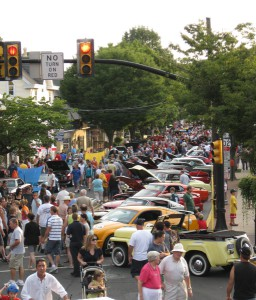 Start Your Motors for the Doylestown at Dusk Car Show