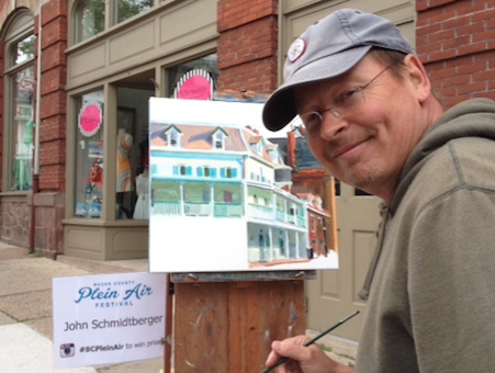 Celebrating the Arts With the BC Plein Air Festival